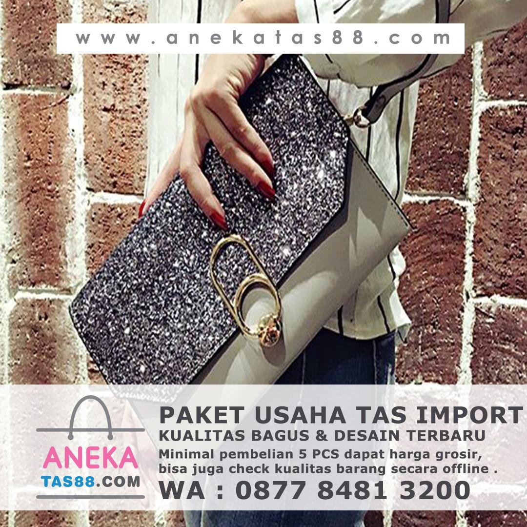 Paket usaha tas import di Pasuruan