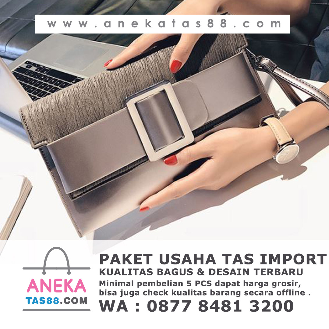 Paket usaha tas import di Salatiga