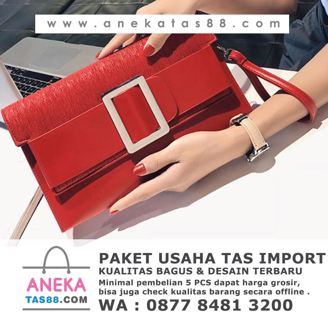 Paket Usaha  tas import di Banjarbaru