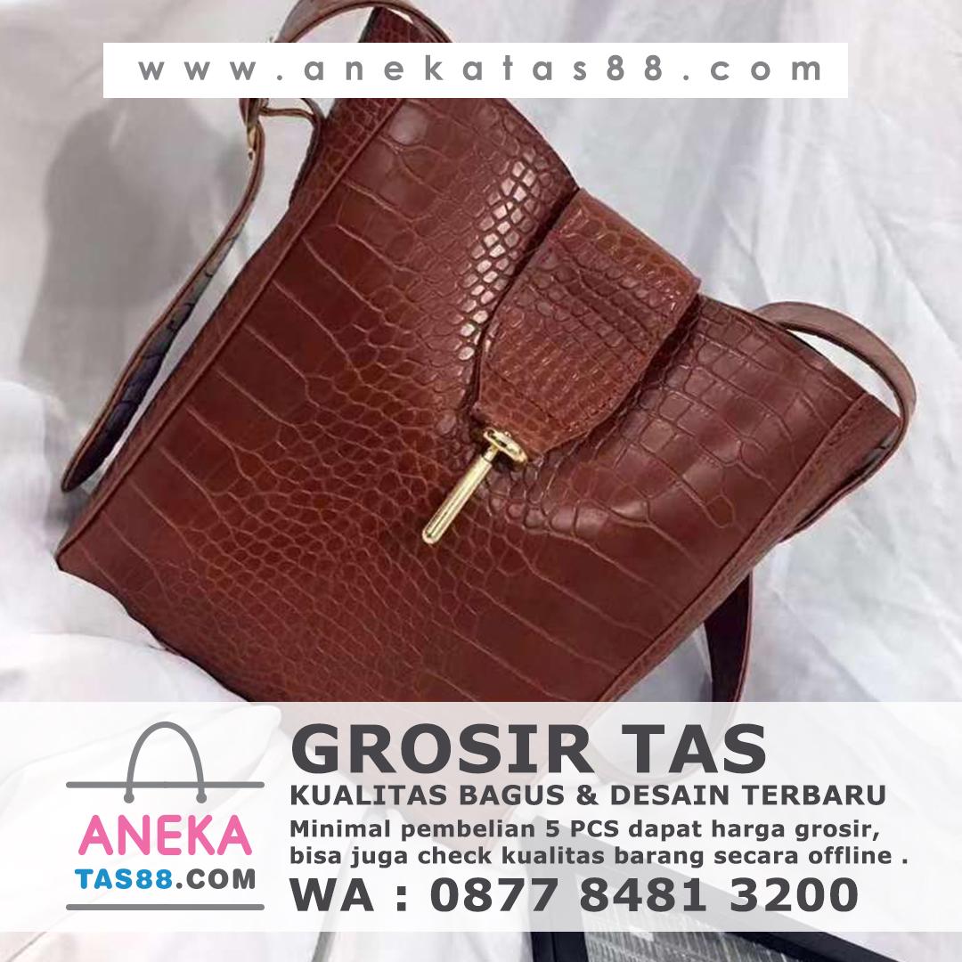 Grosir tas import di Bekasi