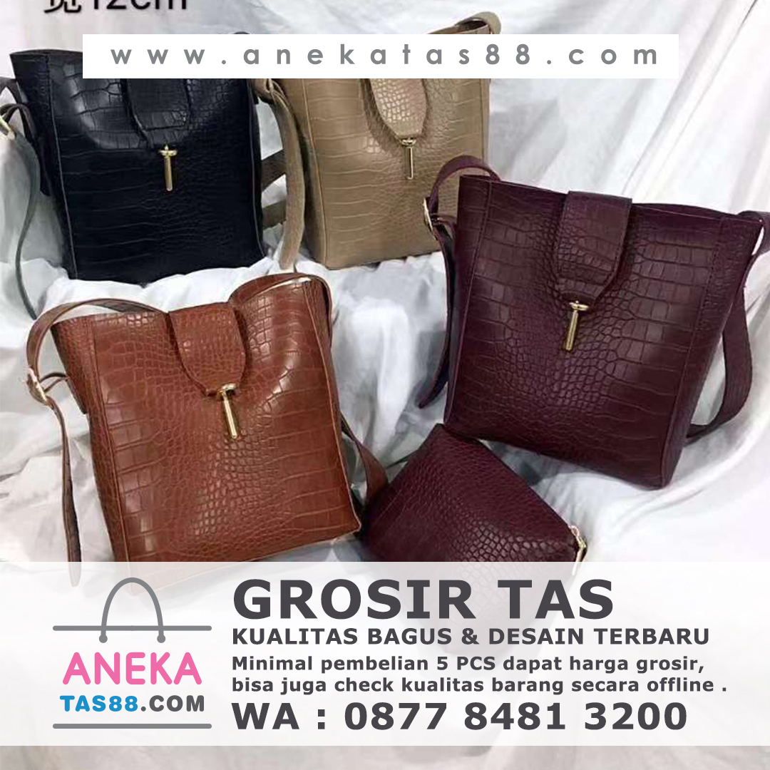 Grosir tas import di Bengkulu
