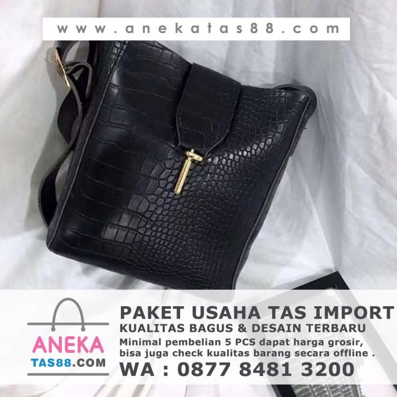 Paket usaha tas import di Serang