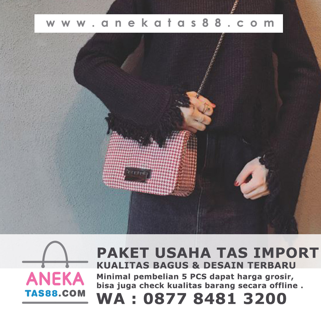 Paket Usaha  tas import di Binjai