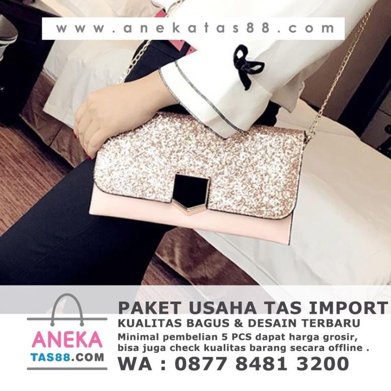 Paket Usaha  tas import di Blitar