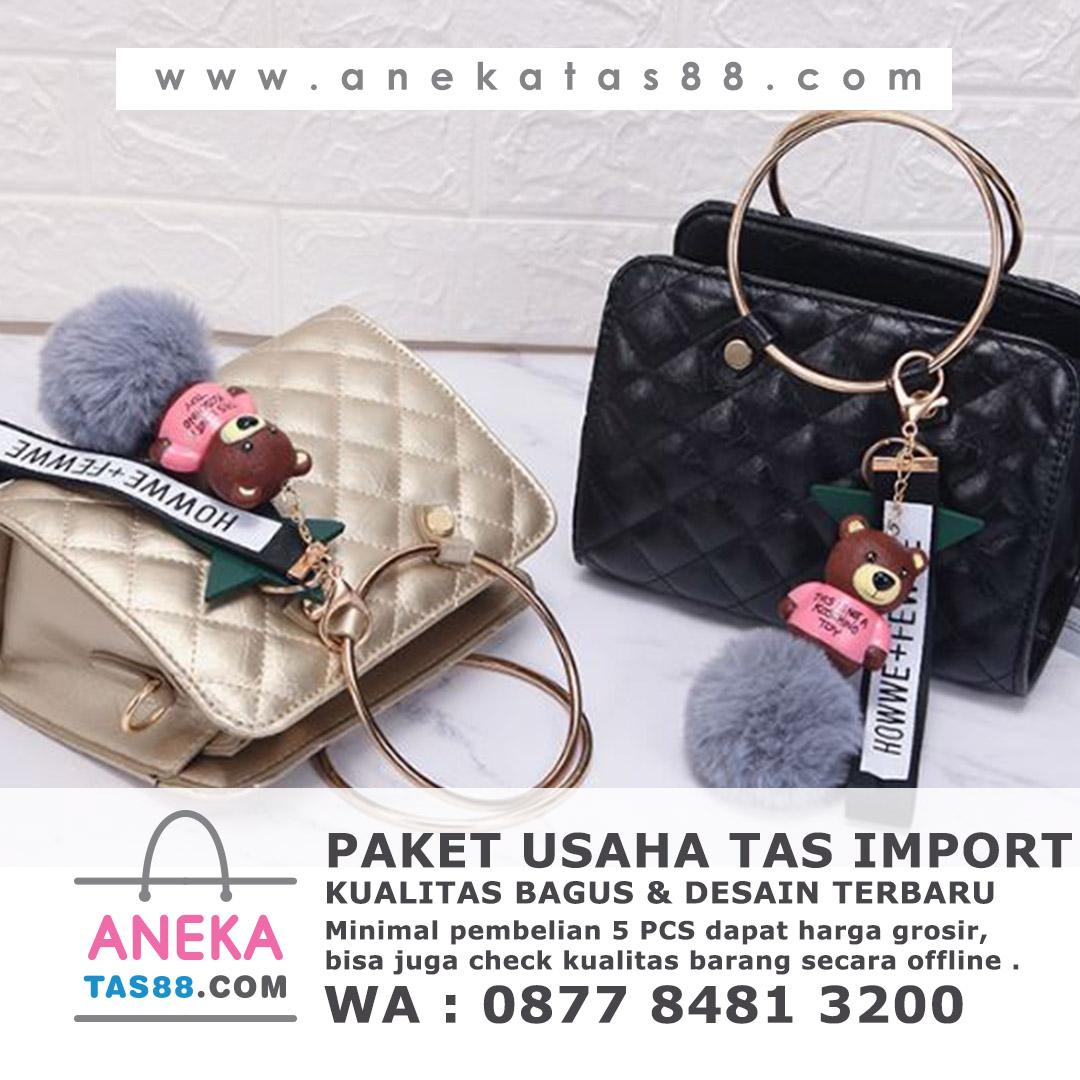 Paket Usaha  tas import di Bukittinggi