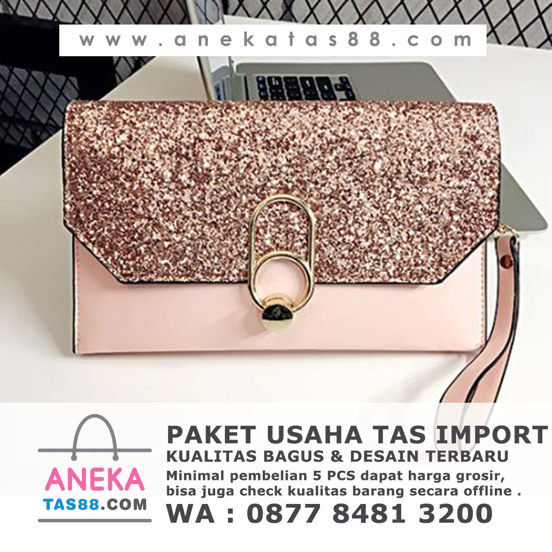 Paket usaha tas import di Pekalongan
