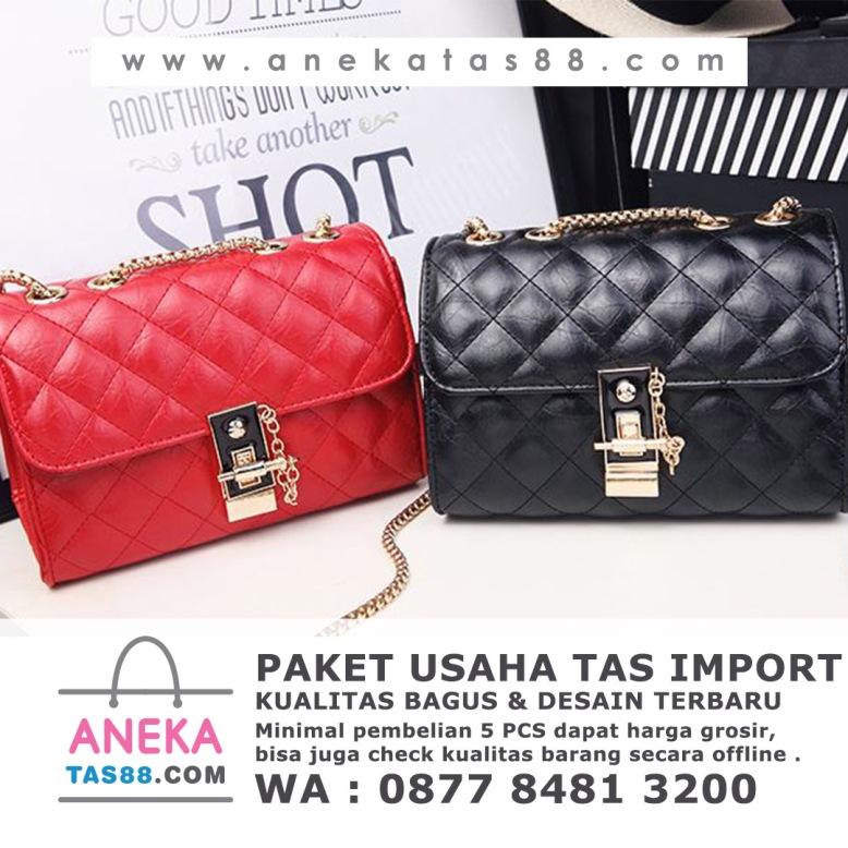Paket Usaha  tas import di Kota Batu