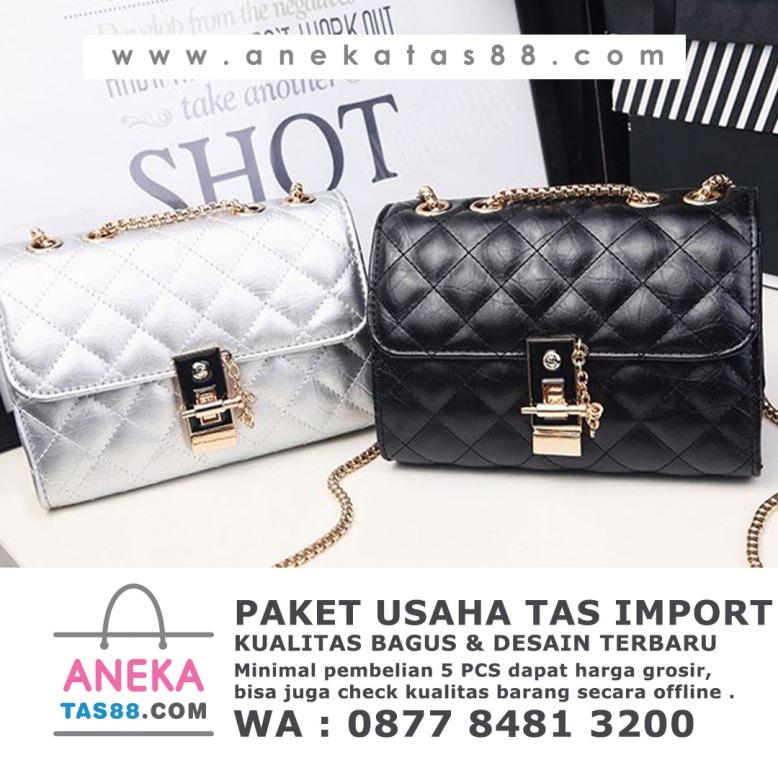Paket Usaha  tas import di Kota Bau-Bau