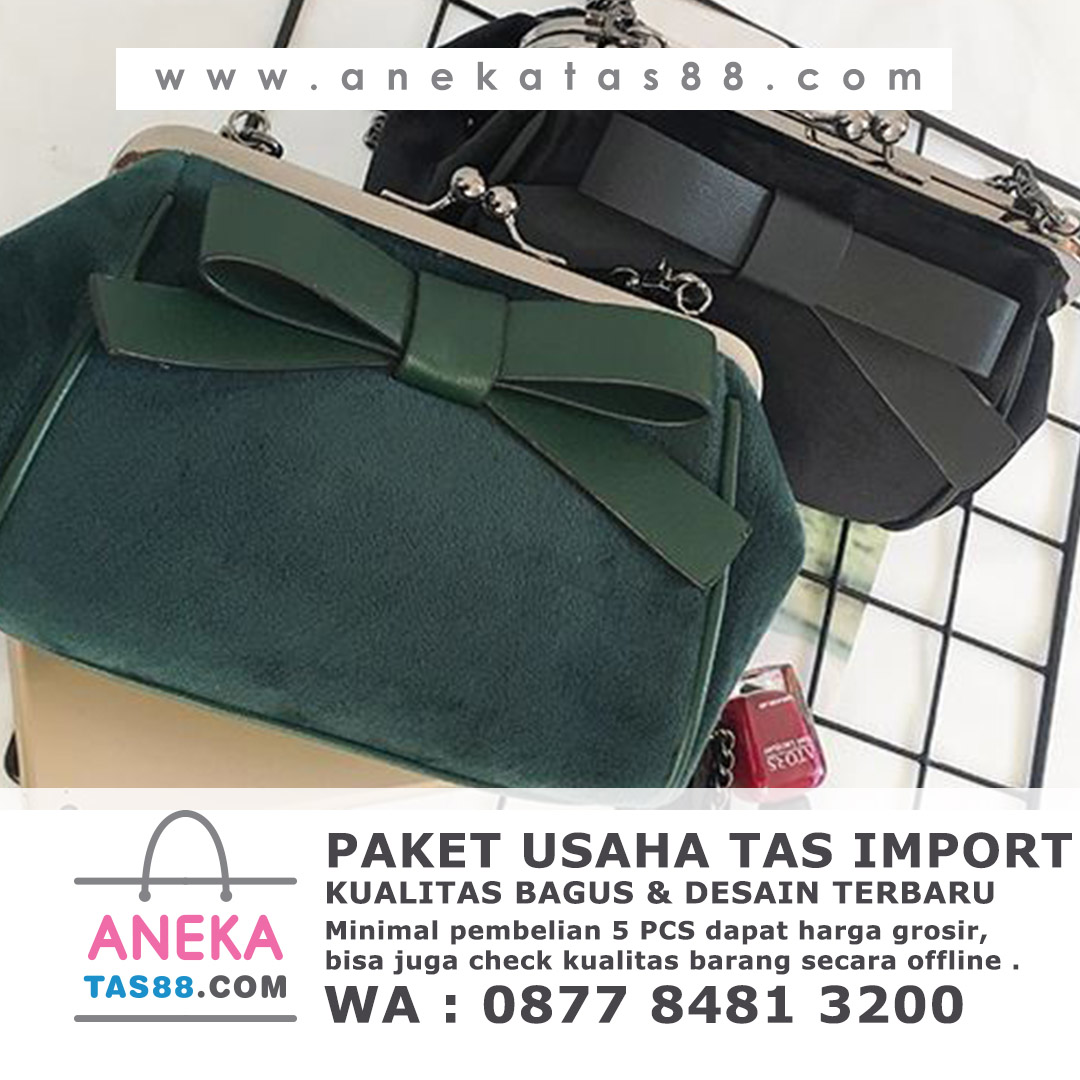 Paket Usaha  tas import di Kotamobagu