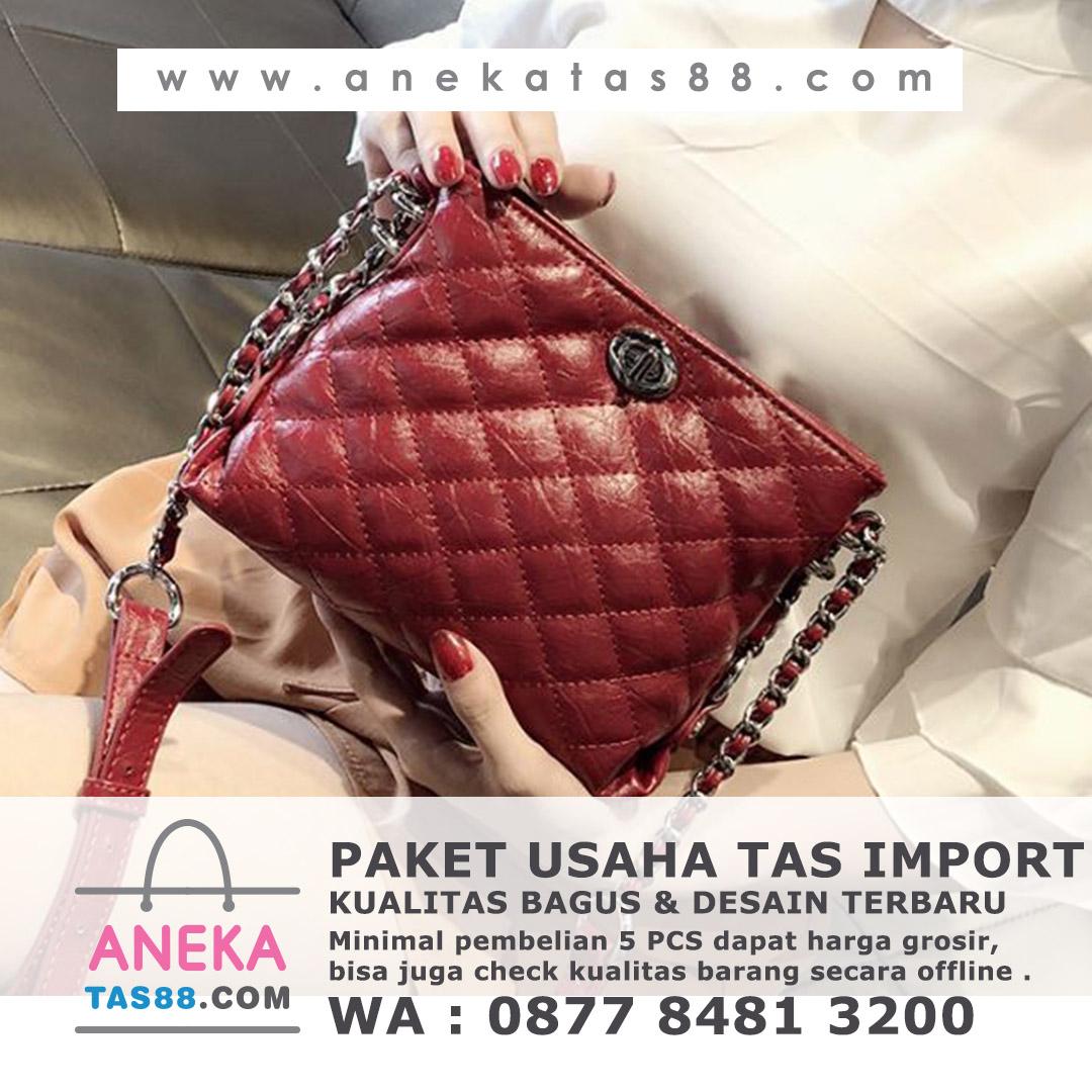Paket Usaha  tas import di Langsa