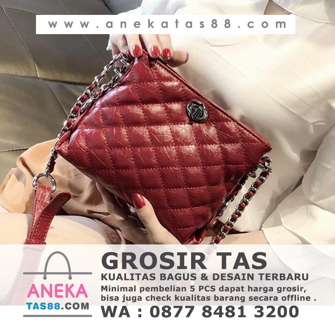 Grosir tas import di Langsa