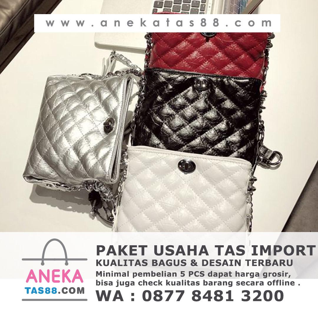 Paket usaha tas import di Lubuklinggau