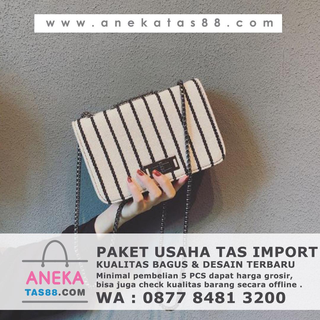 Paket usaha tas import di Malang