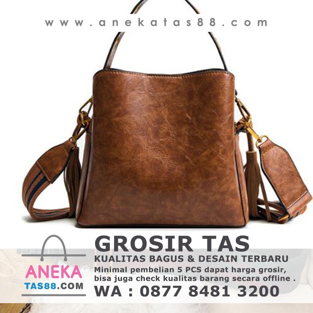 Grosir tas import di Makassar