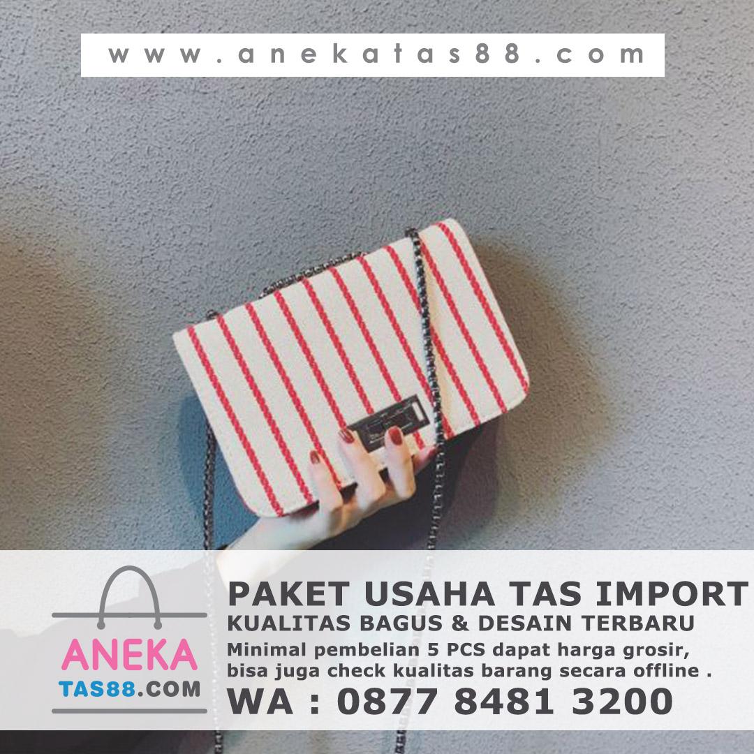 Paket usaha tas import di Manado
