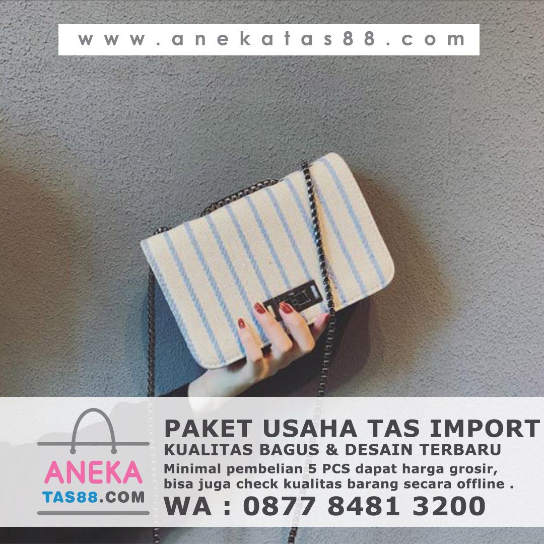Paket usaha tas import di Mataram