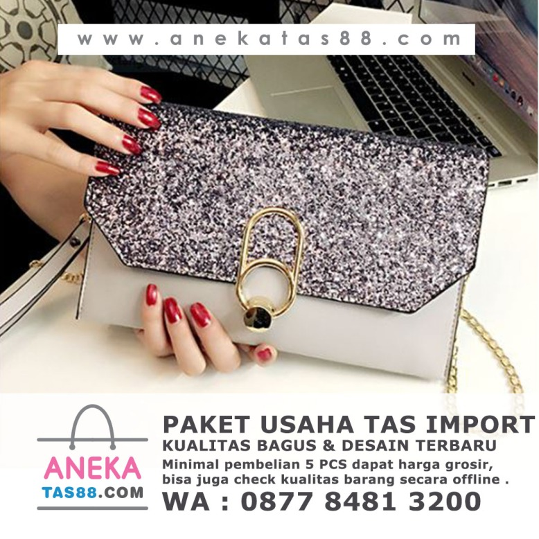 Paket usaha tas import di Pematangsiantar