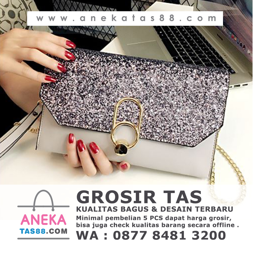 Grosir tas import di Bandung