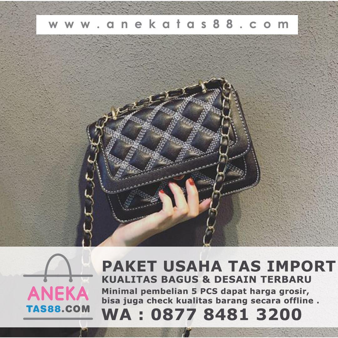 Paket usaha tas import di Mojokerto