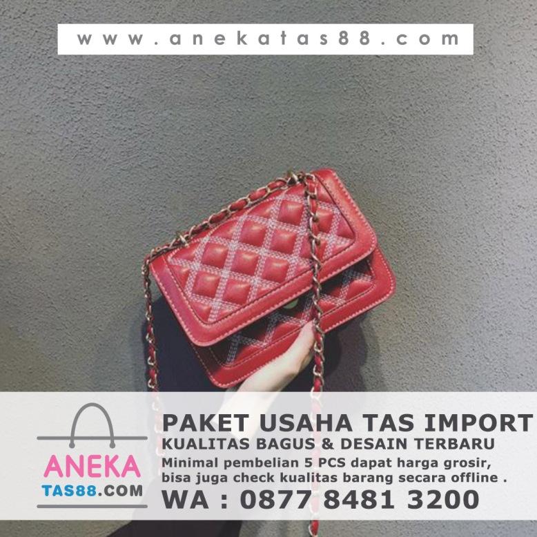 Jual tas import di Padang