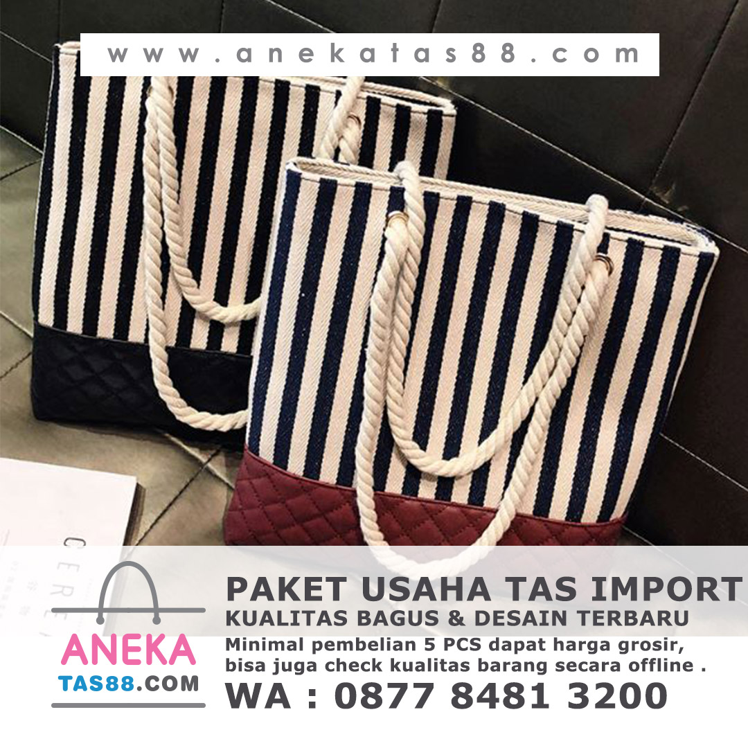 Jual tas import di Padangsidempuan