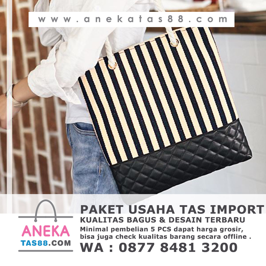 Paket usaha tas import di Pagara Alam