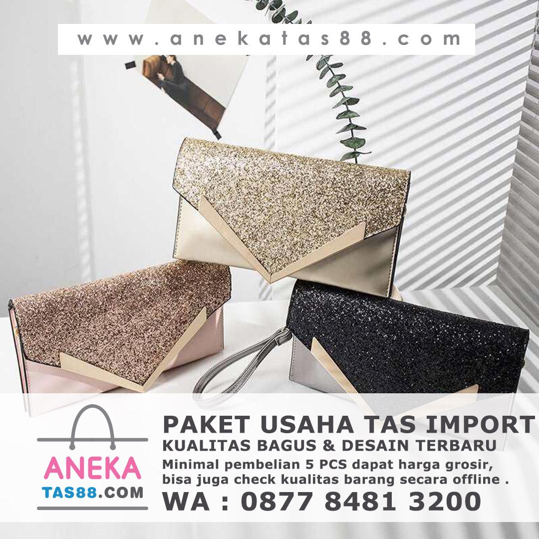 Paket usaha tas import di Palangkaraya