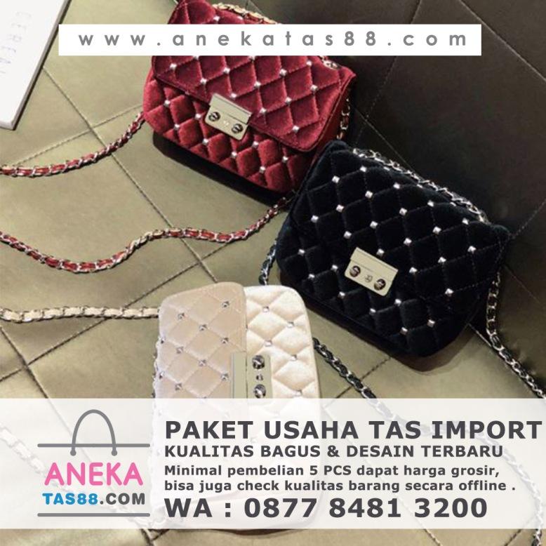 Paket usaha tas import di Palu