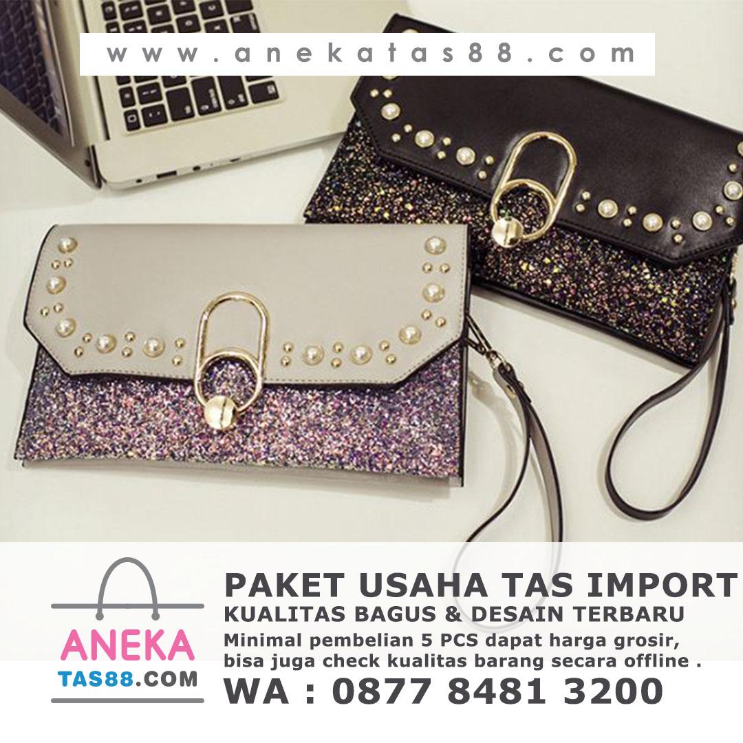 Paket usaha tas import di Pontianak