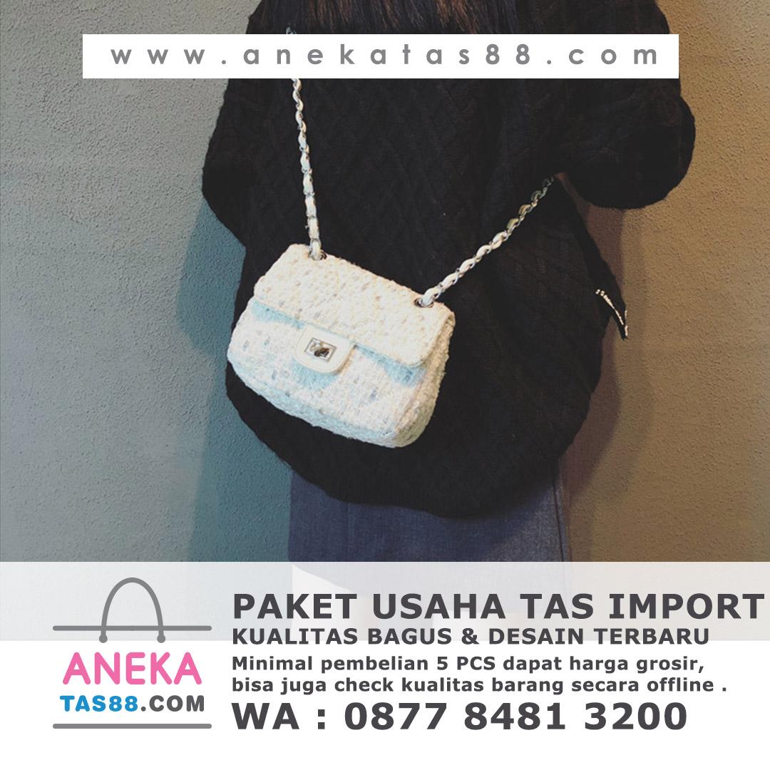 Paket usaha tas import di Pangkal pinang