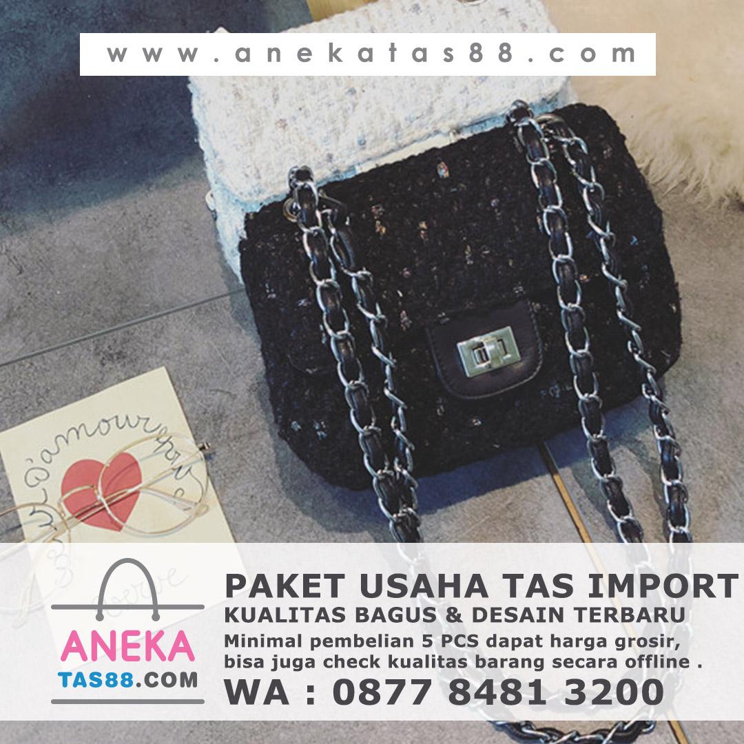 Paket usaha tas import di Parepare