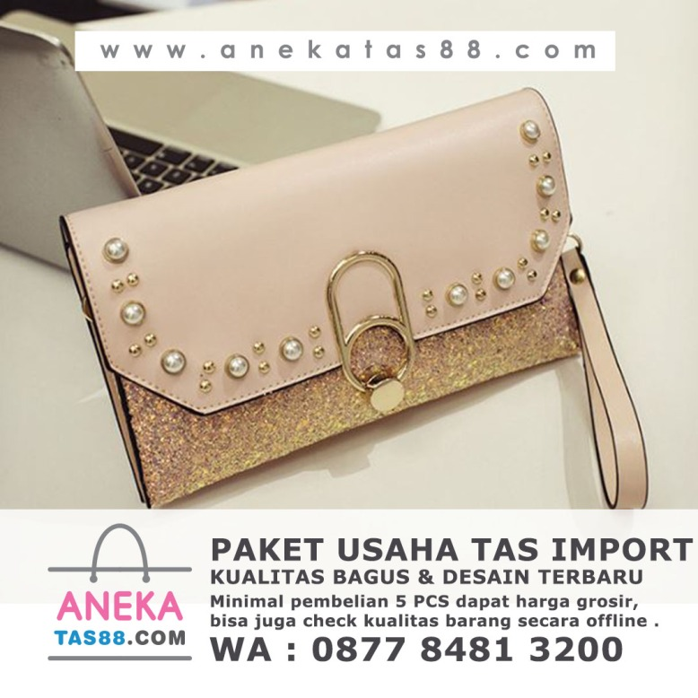 Paket usaha tas import di Prabumulih