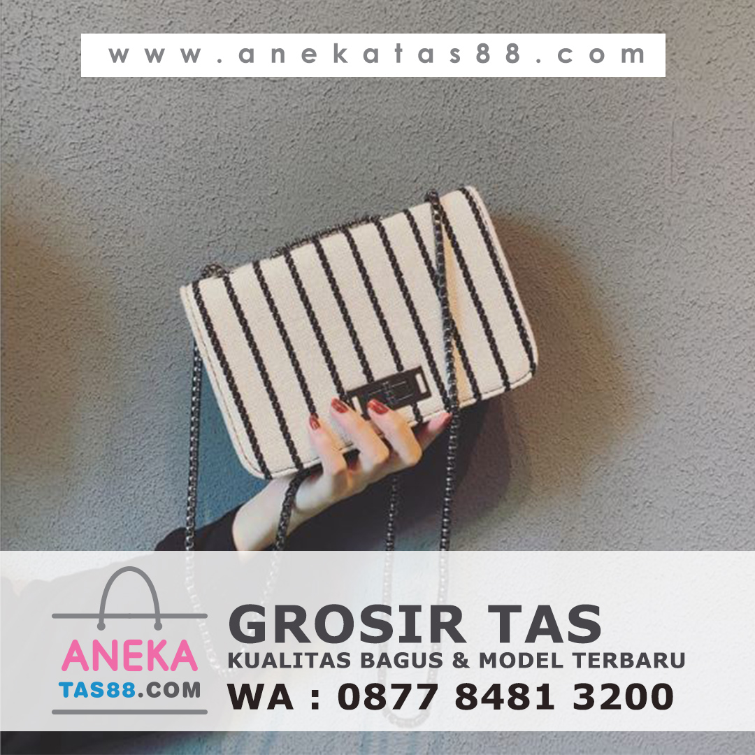 Grosir tas import di Tasikmalaya