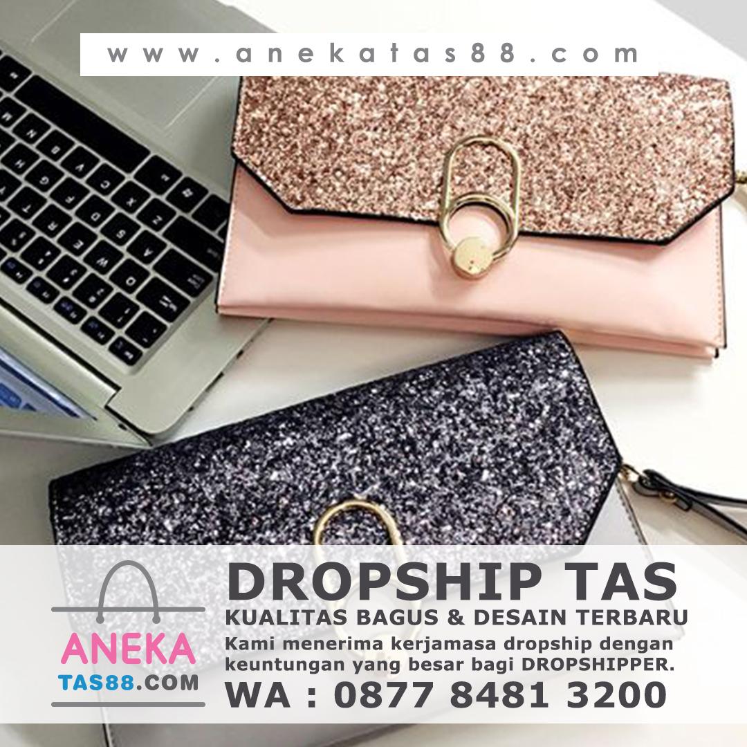 Dropship tas import di Aceh