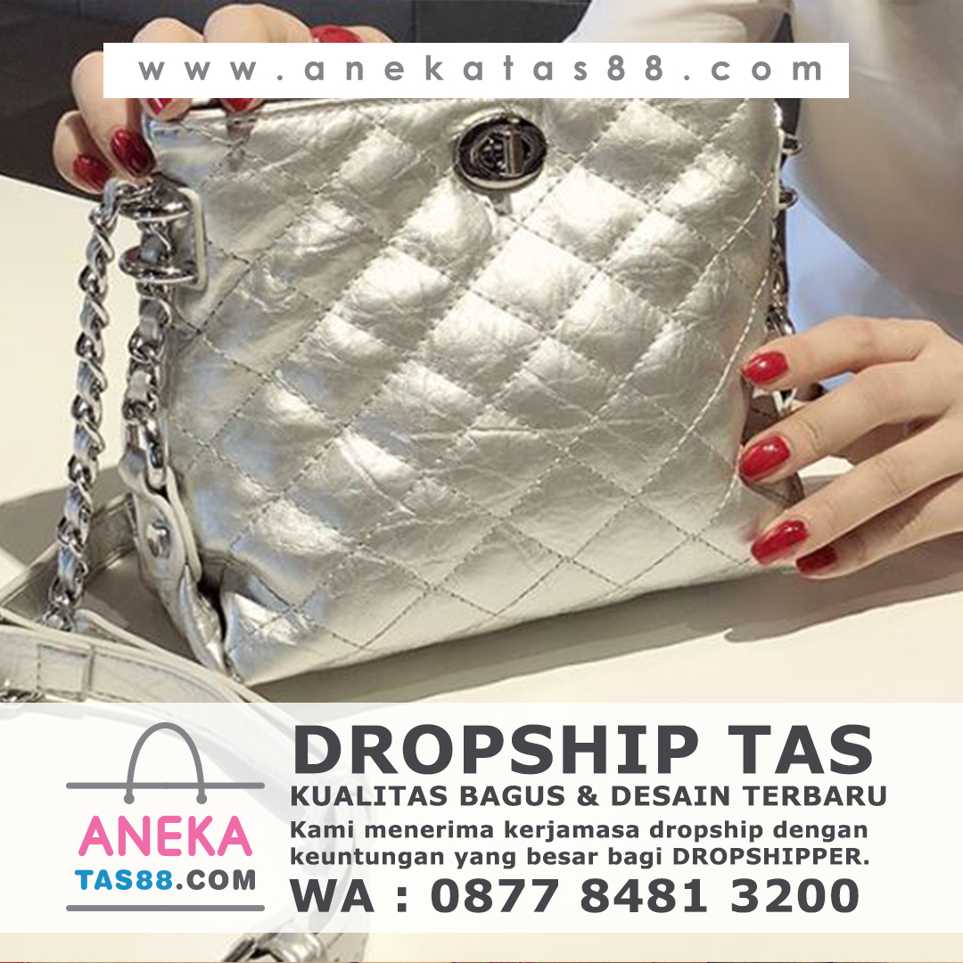 Dropship tas import di  Banjarmasin