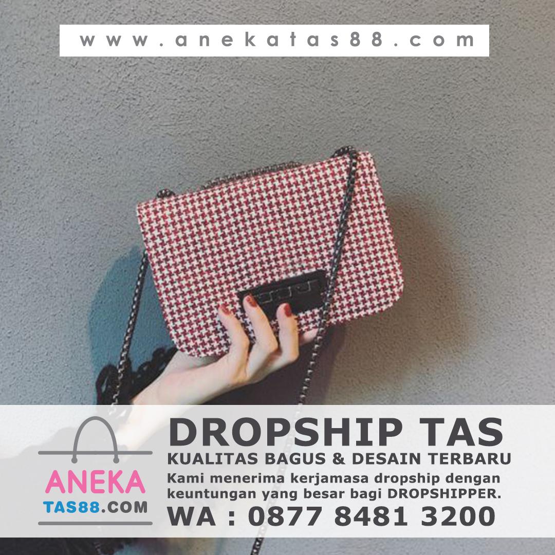 Dropship tas import di Bekasi