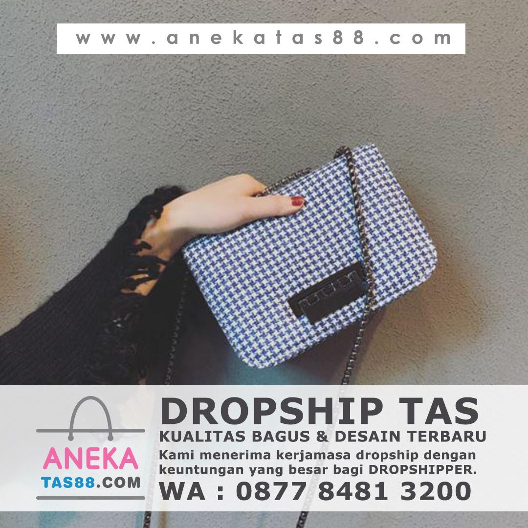 Dropship tas import di Jakarta barat
