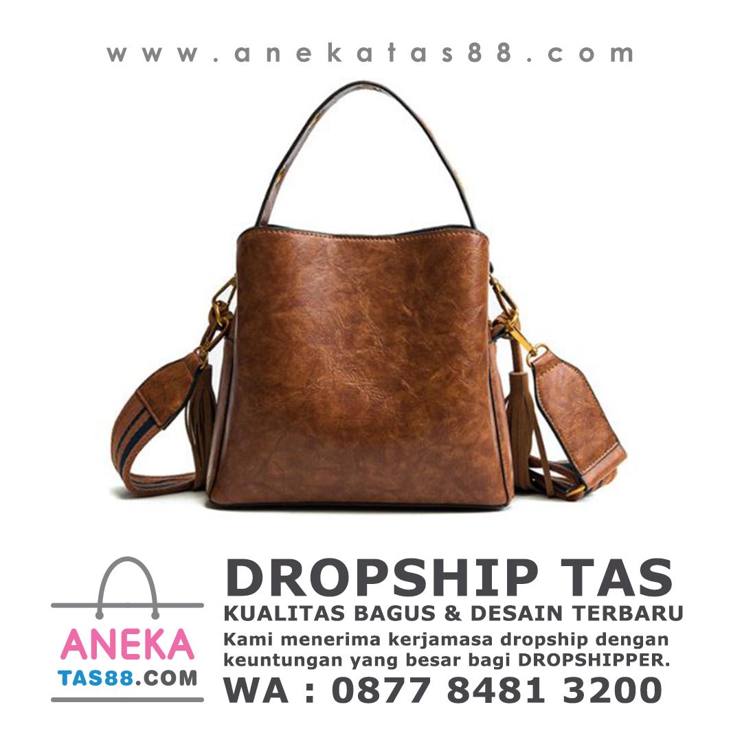 Dropship tas import di Jakarta timur