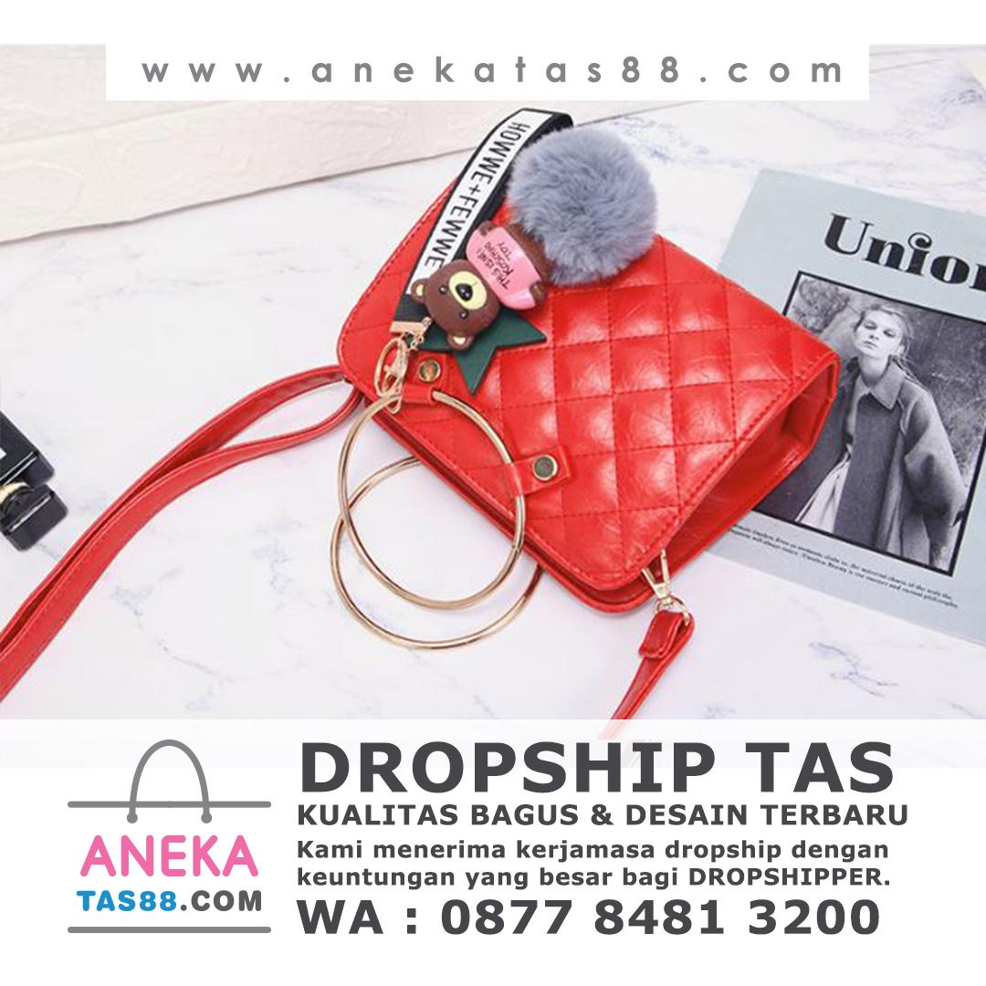 Dropship tas import di Malang