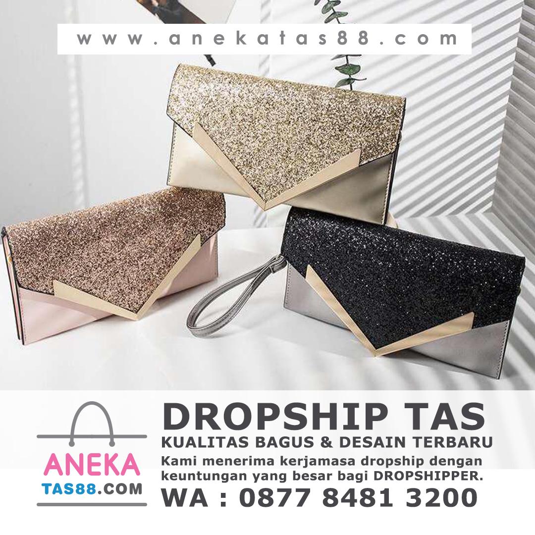 Dropship tas import di  Manado