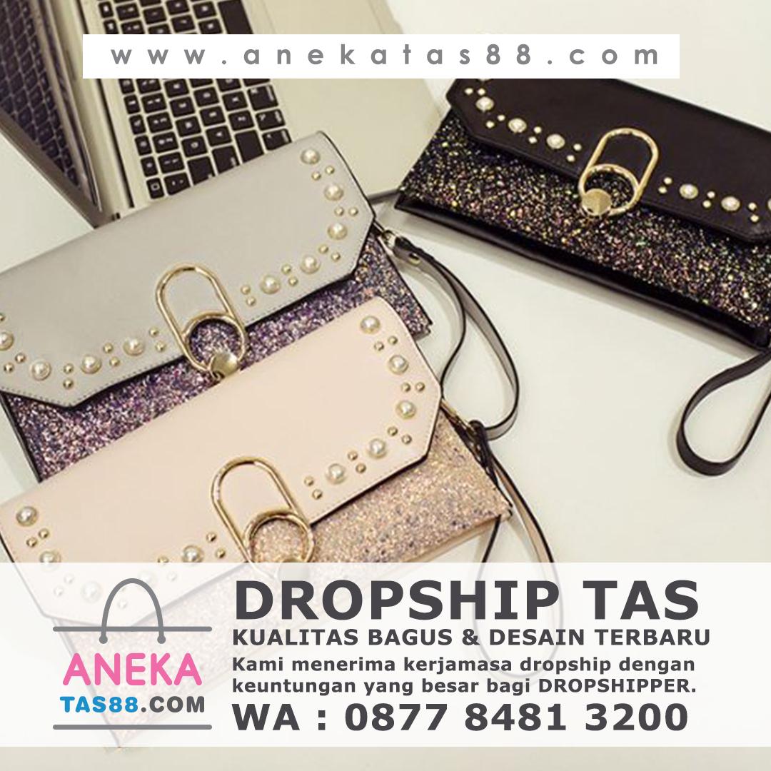 Dropship tas import di Padang
