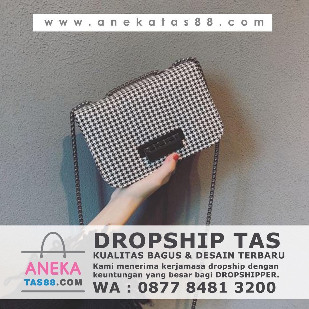 Dropship tas import di Palembang