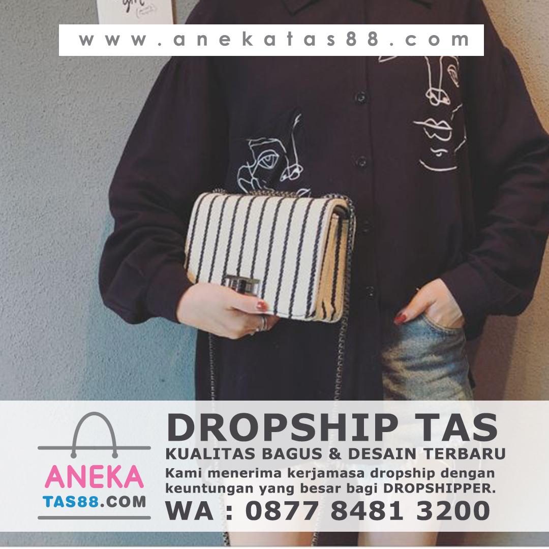 Dropship tas import di Palopo