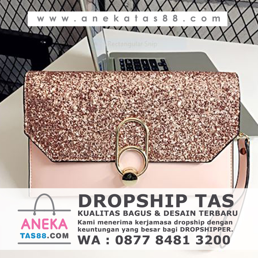 Dropship tas import di  Palu