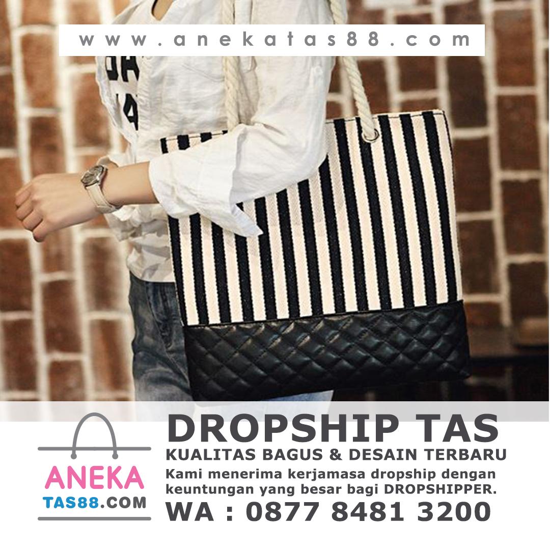 Dropship tas import di Pekanbaru