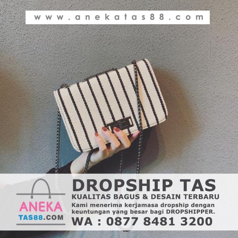 Dropship tas import di Surabaya