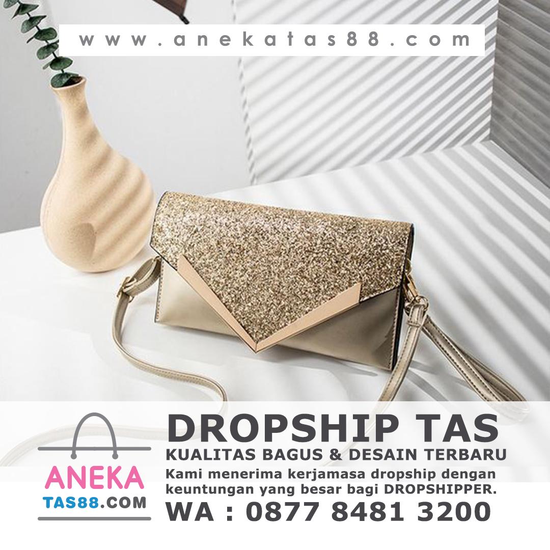 Dropship tas import di Tarakan