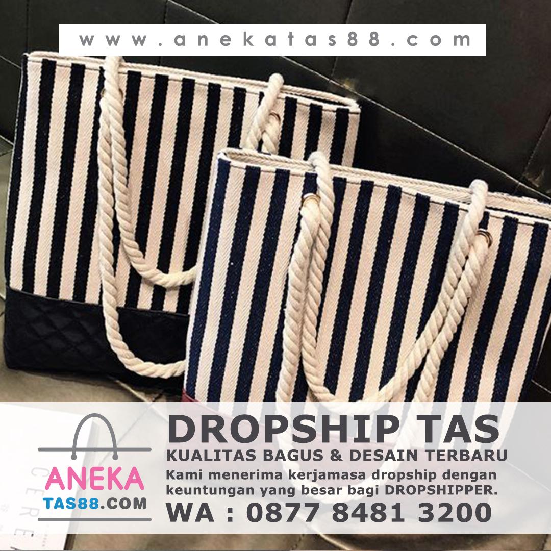 Dropship tas import di Tasikmalaya