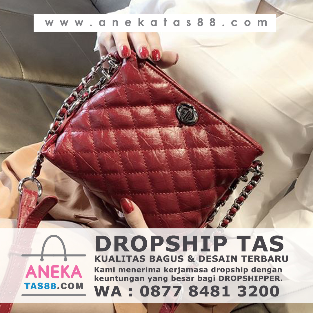 Dropship tas import di Tegal