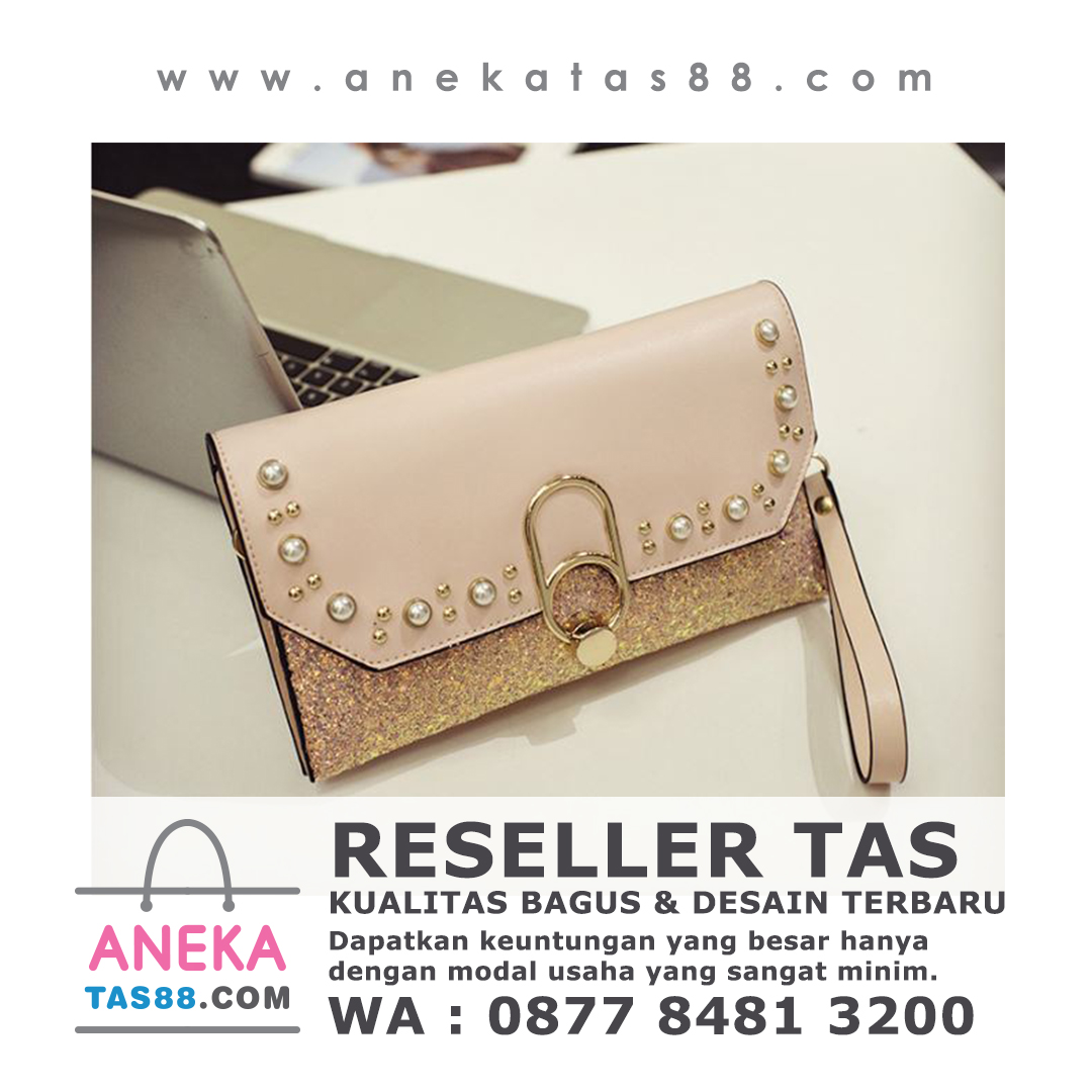 Reseller tas import di Banjar,